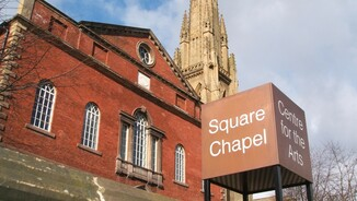 Square Chapel Centre for the Arts